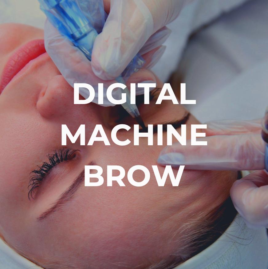 Digital Machine Brow Training